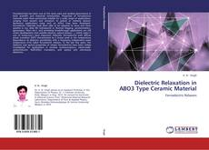 Copertina di Dielectric Relaxation in ABO3 Type Ceramic Material