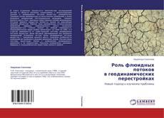 Buchcover von Роль флюидных потоков  в геодинамических перестройках