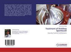 Portada del libro de Treatment of Distillery Spentwash