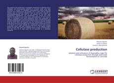 Bookcover of Cellulase production