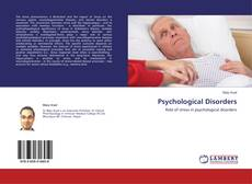 Copertina di Psychological Disorders