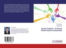 Bookcover of Social Capital : A Group Performance Evaluation