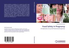 Bookcover of Food Safety in Pregnancy