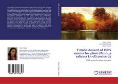 Bookcover of Establishment of DRIS norms for plum (Prunus salicina Lindl) orchards