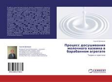 Bookcover of Процесс досушивания молочного казеина в барабанном агрегате