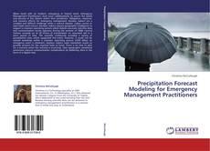 Capa do livro de Precipitation Forecast Modeling for Emergency Management Practitioners