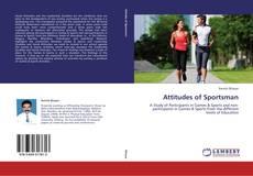 Обложка Attitudes of Sportsman