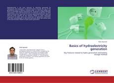 Bookcover of Basics of hydroelectricity generation