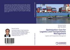 Copertina di Optimization Cost for Logistics and Transportation Management