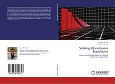 Bookcover of Solving Non-Linear Equations