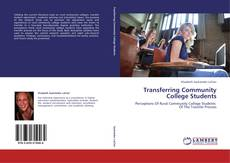 Capa do livro de Transferring Community College Students