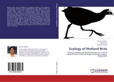 Portada del libro de Ecology of Wetland Birds