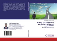 Couverture de Mining for Web Based Business Intelligence Applications