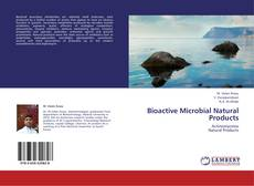 Capa do livro de Bioactive Microbial Natural Products