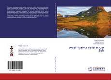 Wadi Fatima Fold-thrust Belt的封面