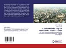Bookcover of Environmental Impact Assessment (EIA) in Kenya