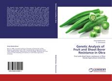 Portada del libro de Genetic Analysis of Fruit and Shoot Borer Resistance in Okra