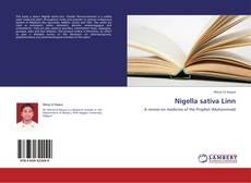 Nigella sativa Linn kitap kapağı
