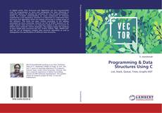 Bookcover of Programming & Data Structures Using C