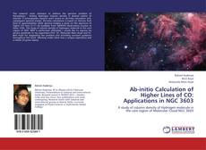 Borítókép a  Ab-initio Calculation of Higher Lines of CO: Applications in NGC 3603 - hoz
