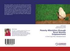 Portada del libro de Poverty Alleviation through Rural Women Empowerment