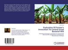 Bookcover of Evaluation Of Farmer's Innovation To Control Enset Bacterial Wilt