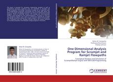Couverture de One Dimensional Analysis Program for Scramjet and Ramjet Flowpaths