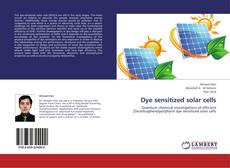 Обложка Dye sensitized solar cells