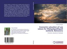 Bookcover of Economic valuation of use values for Makgakgadikgadi wetland, Botswana