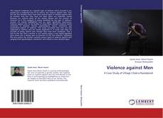 Capa do livro de Violence against Men