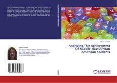 Borítókép a  Analyzing The Achievement Of Middle-class African American Students - hoz