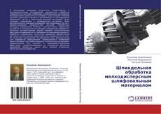 Шпиндельная обработка мелкодисперсным шлифовальным материалом的封面