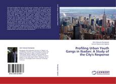 Couverture de Profiling Urban Youth Gangs in Ibadan: A Study of the City's Response