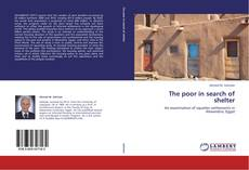 Bookcover of The poor in search of shelter