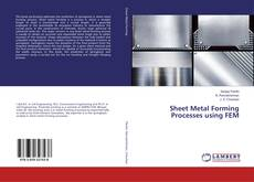 Capa do livro de Sheet Metal Forming Processes using FEM