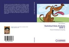 Bookcover of Statistical Data Analysis With C