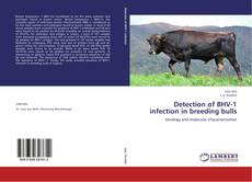 Обложка Detection of BHV-1 infection in breeding bulls