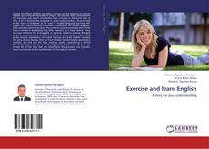 Buchcover von Exercise and learn English