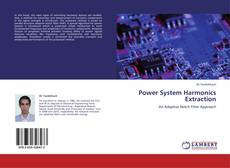 Bookcover of Power System Harmonics Extraction