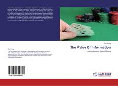 Bookcover of The Value Of Information