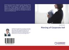 Piercing of Corporate Veil kitap kapağı