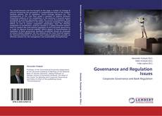 Bookcover of Governance and Regulation Issues