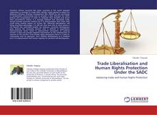 Bookcover of Trade Liberalisation and Human Rights Protection Under the SADC