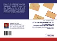 Couverture de An Assessment of Effects of Competition on Performance of Letter Mail