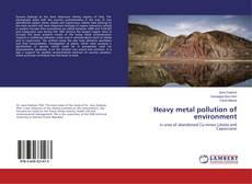 Buchcover von Heavy metal pollution of environment
