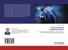 Capa do livro de E-Government Implementation