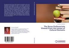 Capa do livro de The Nurse Professoriate Viewed From the Lenses of Cultural Domains