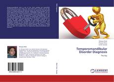 Temporomandibular Disorder Diagnosis kitap kapağı