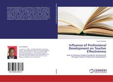 Bookcover of Influence of Professional Development on Teacher Effectiveness