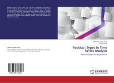 Bookcover of Residual Types In Time Series Analysis